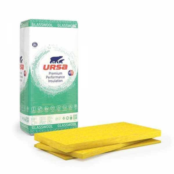 URSA TEP lég és lépéshang szigetelő - 2,5cm (600 x 1000 x 25 mm)